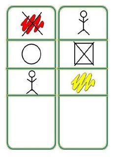 Atributos bloques logicos Preschool Math, Teaching Math, Sudoku, Maths Area, 1st Grade Math, Home Schooling, Fun Games, Coding, Robots