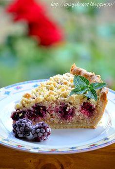 Blackberry Crumble, Grubs, Acai Bowl, Cookies, Breakfast, Health, Desserts, Food, Pie