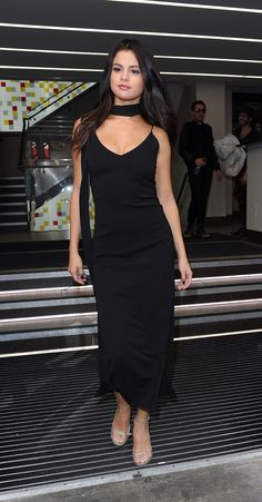 September 25: Selena leaving VEVO London offices in London, England