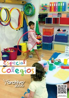 Folleto Especial Colegios de Archivo 2000. Portalápices, organizadores y mucho más para el cole