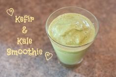 Try it Tuesdays: Kefir and Kale Smoothie