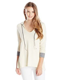 Roxy Juniors Pismo Long Sleeve Poncho Hoodie Pismo Metro Medium *** Continue to the product at the image link.