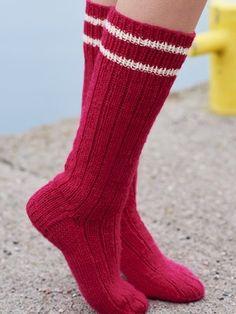 Tennis-villasukat Tennis, Socks, Fashion, Mosaic, Cast On Knitting, Moda, Fashion Styles, Real Tennis, Sock
