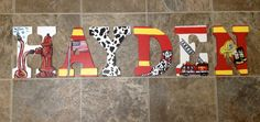 SALE 10% off Painted Nursery wall letters by Letters4Littleones on Etsy https://www.etsy.com/listing/130944894/sale-10-off-painted-nursery-wall-letters