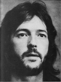 1968. #EricClapton rocked the bearded look