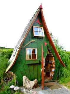 Vacation Rentals, Homes, Experiences & Places - Airbnb Cubby Houses, Fairy Houses, Play Houses, Shed Of The Year, Fairytale House, She Sheds, Tiny House Cabin, Cabana, New Homes