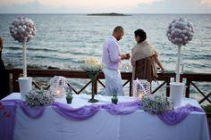 wedding table!