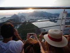Turistas no Rio de Janeiro (Foto: Getty Images)