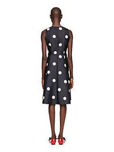 spotlight fit and flare dress by kate spade new york