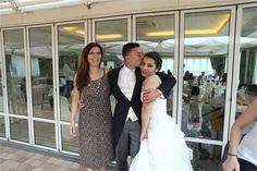 Lo sposo, la sposa e la wedding planner : The groom, the bride and the wedding planner