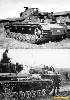 Hungarian pz4f1. before of garae line,another picture is hungarian pz4 in the way to russian front.1942.