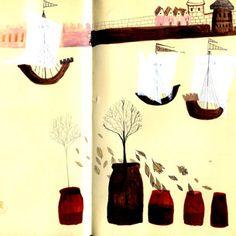 Sketchbook. Julie Morstad