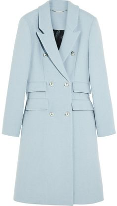 Matthew Williamson Wool-blend coat