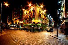 """Incentive Dublin, Meetings & Kongresse  Incentive Dublin: … Schicke Shops & coole Pubs. Geschichte und Geschichten an jeder Ecke machen Dublin zu """"dem"""" Hotspot für Meetings, Events und Incentives im Rahmen einer Städtetour. Mit seinem Mix aus großstätischem Flair, grünen Parkoasen, schicken Designerboutiquen und der nahen Küste liegt Dublin am Puls der Zeit und hat sich dennoch seine entspannte, gemütliche Atmosphäre bewahrt."""