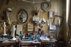 Inside a Parisian Sculptor's World of Wonders - The New York Times