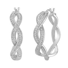 1d0d162aa 23 best loops images in 2019 | Diamond hoop earrings, Jewelry, Jewels