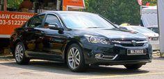 2014 Proton Perdana 2.4P