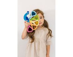 Tender Leaf Toys Peacock Colours only £16.00