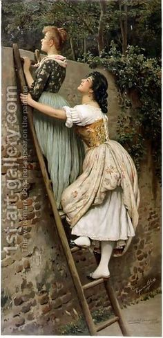Kai Fine Art is an art website, shows painting and illustration works all over the world. Classical Art, Beautiful Paintings, Love Art, Oeuvre D'art, Female Art, Art History, Les Oeuvres, Painting & Drawing, Amazing Art