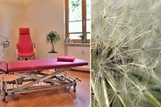 Hier finden unsere Therapien statt in der Physiotherapie Dresden, Südhöhe.