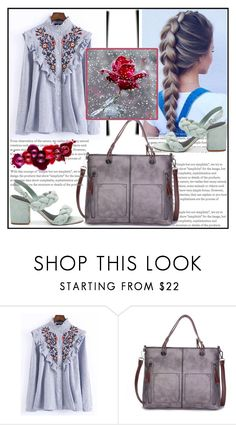 """""""Bagail 10"""" by ruza66-c ❤ liked on Polyvore featuring diyouth"""