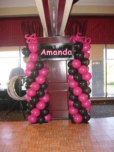 balloon designs | ... , Balloon Arches, Columns, Centerpieces and Custom Balloon Designs