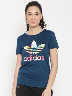 Adidas Originals Women TRF Graphic Print