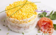 Top Salad Recipe, Salad Recipes, Salad Cake, Tasty, Yummy Food, Taste Of Home, New Years Party, Cheesecake, Appetizers