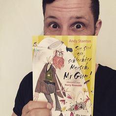 Selten so gelacht wie bei diesem Kinderbuch!! #mistergum #andystanton #goodread #harryrowohlt #dtv #dtvjunior