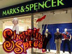 Marks Spencer £100 Shopping Spree