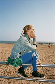 New Attitude: Ashley Smith in SRC783 Shoot by Jason Lee Parry