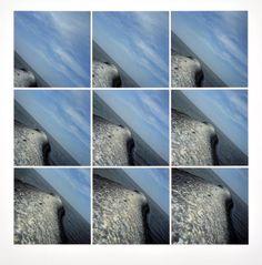 Ger Dekkers, White Coloured Pierhead, 2003