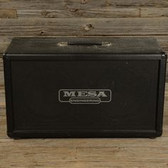 Mesa/Boogie 1x12 Subway Ultra Lite Bass Cabinet | Mesas, Products And Bass