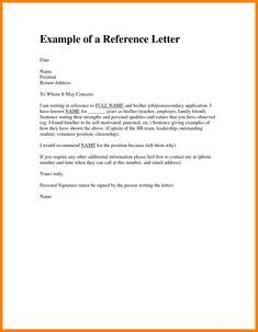 Character Reference Letter For A Friend 5 Samples Of Character Reference Lett Reference Letter Writing A Reference Letter Character Reference Letter Template