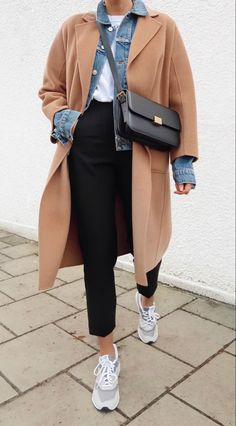 Winter Fashion Outfits, Fall Winter Outfits, Autumn Winter Fashion, Trendy Outfits, Looks Style, Casual Looks, Outfit Invierno, Mode Inspiration, Mode Style