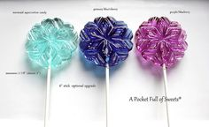 FROZEN Party Favors LARGE Lollipops Barley Sugar Hard Candy Suckers Gifts Frozen Princess Party on Etsy, $19.99