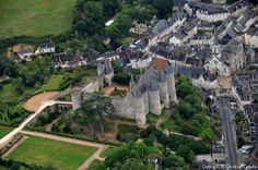 Luynes - Indre-et-Loire (France)