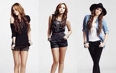 fashion for girls clothing teenager - Google Search