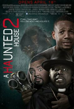 A new red-band trailer for the upcoming supernatural satire A Haunted House starring Marlon Wayans has been released alongside a horror parody poster Paranormal, A Haunted House 2, Missi Pyle, Gabriel Iglesias, Cedric The Entertainer, Marlon Wayans, Latest Movie Trailers, Hd Movies Online, English Movies