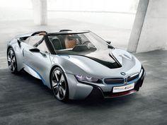 BMW i8 Concept Spyder. http://www.onedigital.mx/ww3/2012/04/08/bmw-i8-concept-spyder/