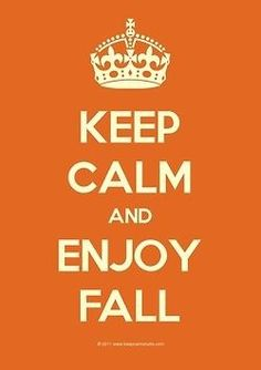 Fall! #firstdayoffall #happyautumn