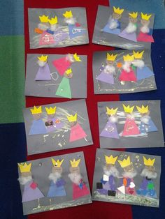 we three kings - Cheyenne McLean - Aktuelle Bilder Preschool Christmas, Christmas Crafts For Kids, Christmas Activities, Christmas Themes, Kids Christmas, Holiday Crafts, 3 Kings Day Crafts, King Craft, Epiphany Crafts