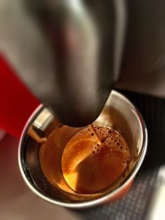 Guten Morgen…den Akku aufladen mit einem #Arpeggio #Kaffee von @Nespresso #whatelse