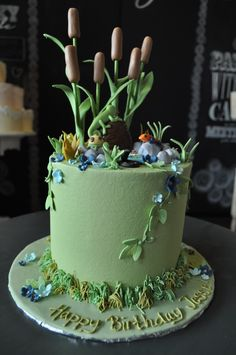Insect Theme Birthday Cake Sugar Bee Sweets Bakery www.sugarbeesweets.com Wedding Cake Bakery, Wedding Cakes, Ice Cake, Fort Worth Wedding, 3d Cakes, Custom Cakes, Party Cakes, Fondant, Birthdays
