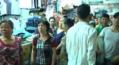 VTC14_TP HCM: Tiểu thương bức xúc trước dự án xây mới chợ Tân Bình