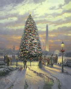 Image detail for -Oil Paintings sale - thomas kinkade paintings - thomas kinkade ...