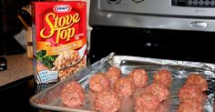 Yep, you heard me right people.  When I first saw this recipe I was instantly curious.  I happen to like Stovetop stuffing and also love mea...