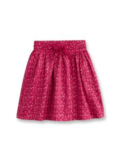 Printed flared skirt - Multicolor - Our selections - Obaïbi & Okaïdi