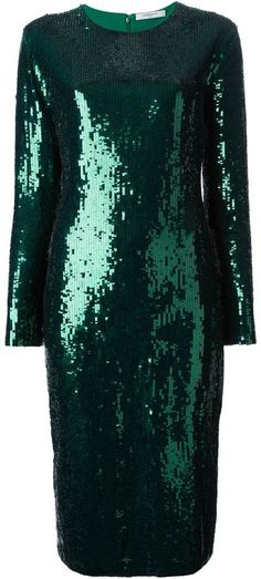 $4,550, Givenchy Sequin Embellished Gown. Sold by farfetch.com. Click for more info: https://lookastic.com/women/shop_items/108359/redirect