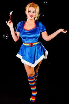 Plus Size Cosplay Costume Ideas